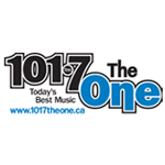101.7 The One Logo
