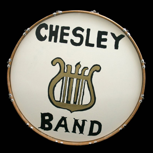 Bass Drum of Chesley Band