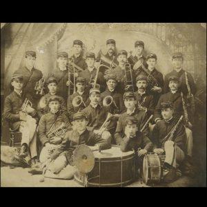 32nd Bruce Battalion Band
