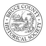 Bruce County Historicial Society Logo