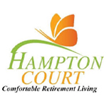 Hampton Court Logo