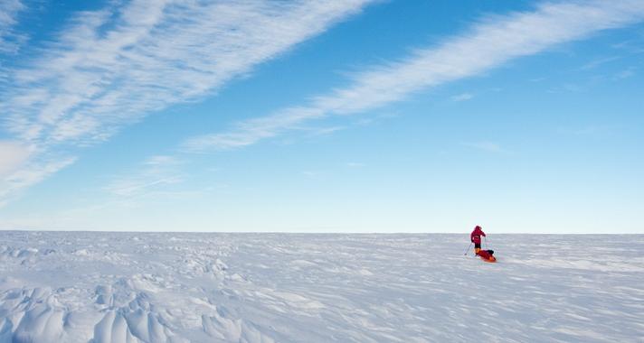 photo of landscape of Antarctica