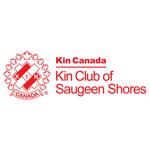 Kin CLub of Saugeen Shores Logo