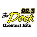92.3 The Dock Logo