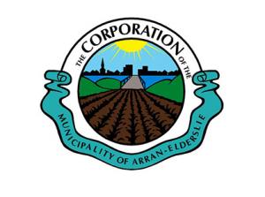The Corporation of the municipality of Arran Elderslie logo