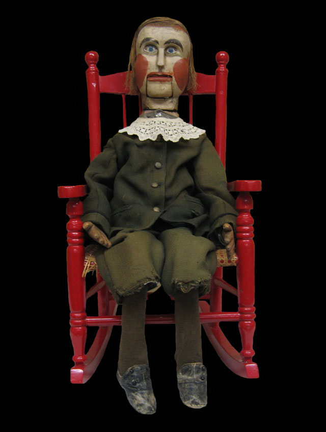 image of doll named Jerry