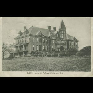 Postcard of Bruce County House of Refuge