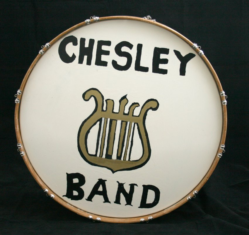 image of chesley band drum