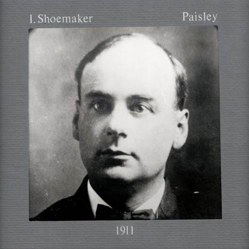 Portrait of Isaiah Shoemaker