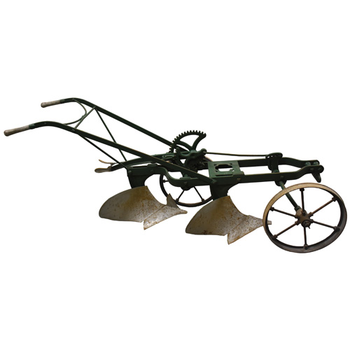 Plow made in Teeswater
