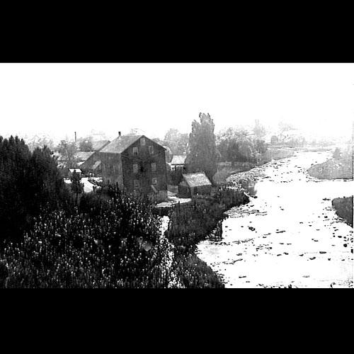 Pinkerton Mill