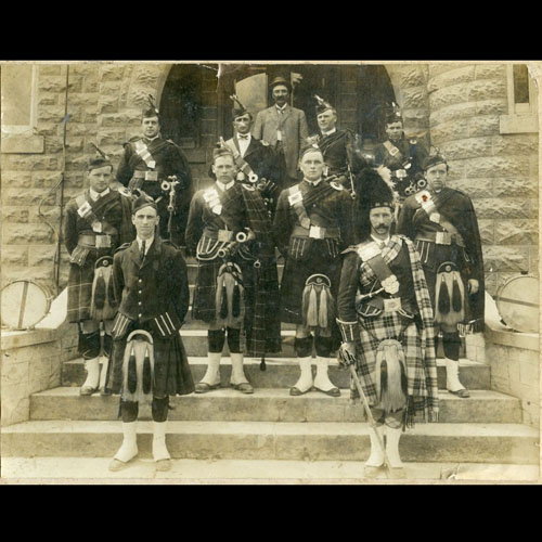 Lucknow Pipe Band