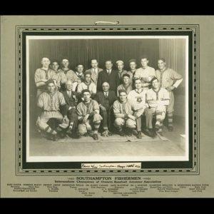 Southampton Fishermen Baseball Team