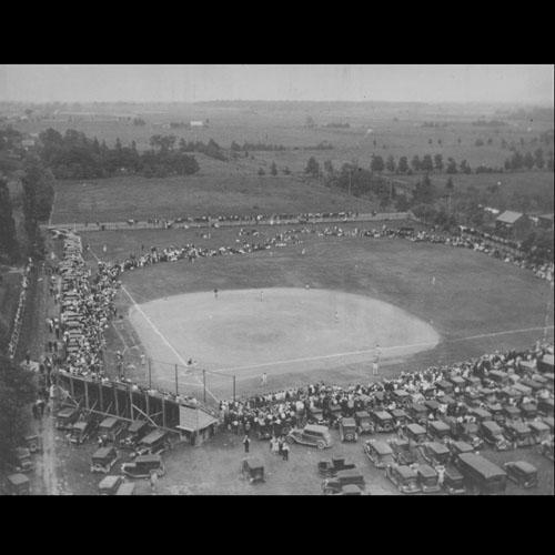 Southampton Baseball Diamond