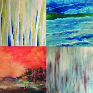 image of artwork showcased in Inspired by Bruce County show