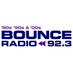 Bounce Radio 92.3 logo
