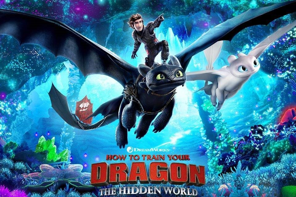 image from movie how to train your dragon the hidden world