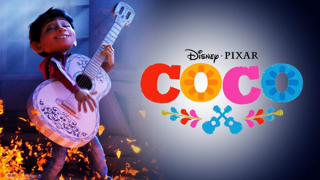 image from the movie coco