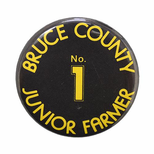 Junior Farmer Button