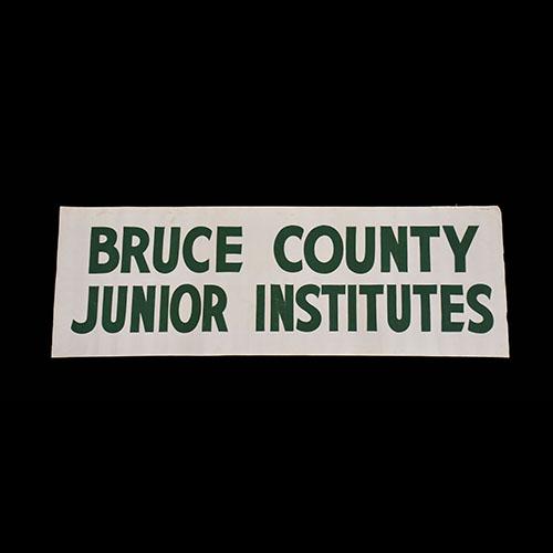 Junior Institutes Banner